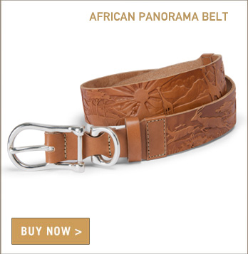 African Panoramic Belt