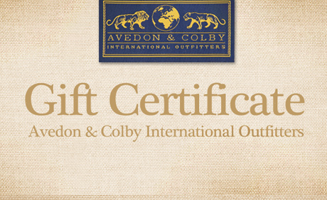 Gift Certificate Details