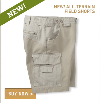 All-Terrain Field Shorts
