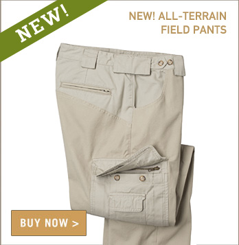 All-Terrain Field Pant
