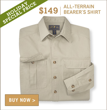 All Terrain Bearer's Work Shirt