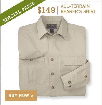 All Terrain Bearer's Work Shirt