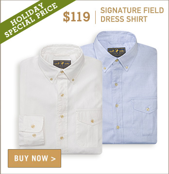 Signature Field Dress Shirt