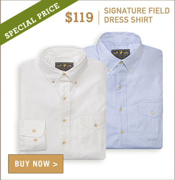 Signature Field Dress Shirt