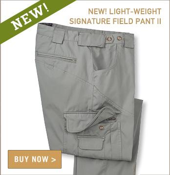 Lightweight Signature Field Pant II