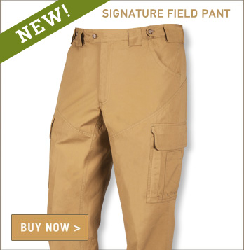 Signature Field Pant