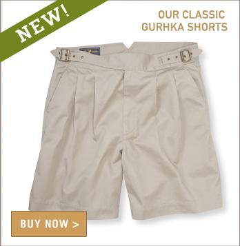 Gurhka Shorts