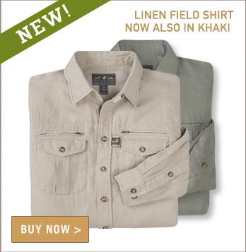 Linen Field Shirt