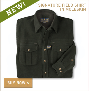 Moleskin Field Shirt