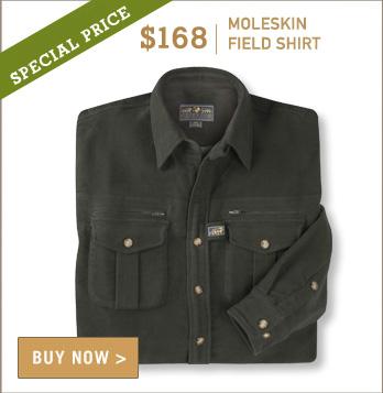 Moleskin Field Shirt