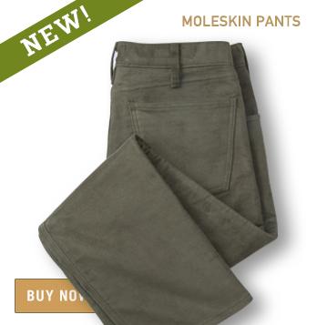 Signature Moleskin 6-Pocket Pant