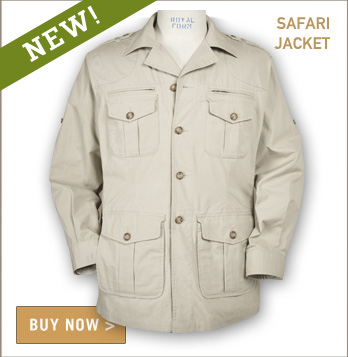 Signature Safari Jacket