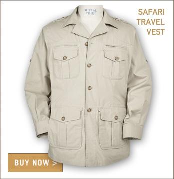 Signature Safari Jacket