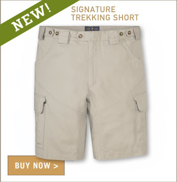 Signature Trekking Short