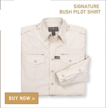 Signature Bush Pilot Shirt