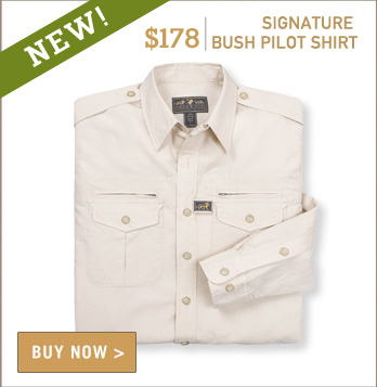 Signature Bush Pilot Shirt
