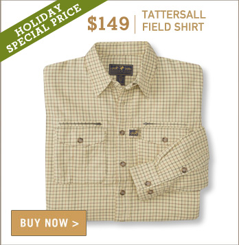 Field Shirt - Tattersall