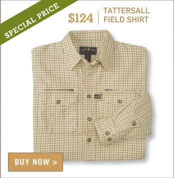 Field Shirt - Tattersall