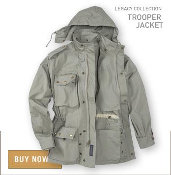 Vintage Trooper Jacket